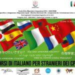 Corsi di Italiano per stranieri dei CPIA