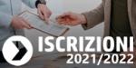 Iscrizioni 2021/22